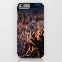 iPhone & iPod Case featuring Fall Cones by PDXLinds