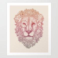 Wildly Beautiful Art Print