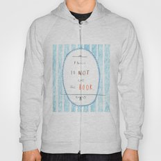 Please Don't Eat This Book Hoody