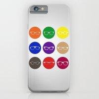 9 Glasses Styles iPhone 6 Slim Case