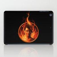 THE MOCKINGJAY iPad Case