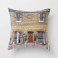 MAMET(2) Throw Pillow