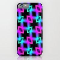 Neon Glow Light iPhone 6 Slim Case