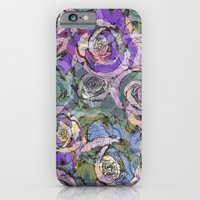 iPhone & iPod Case featuring Rosey by Laura Sturdy