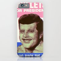 iPhone & iPod Case featuring Mullets for president by Verso