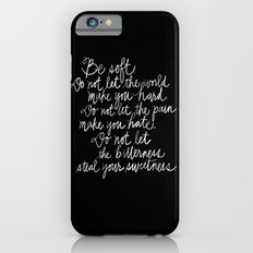 Be Soft iPhone 6 Slim Case