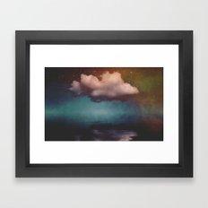The Caribbean  Framed Art Print
