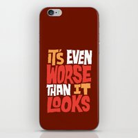 Even Worse iPhone & iPod Skin