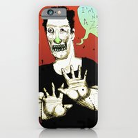 Not A Zombie iPhone 6 Slim Case