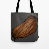 Wooden Tree Tote Bag