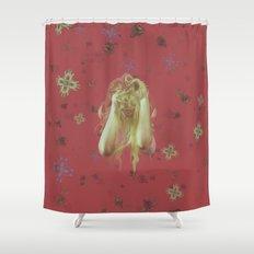 RADioACTIVE Shower Curtain