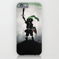 iPhone & iPod Case featuring Link Kid by Andy Fairhurst Art