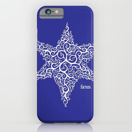 David's Star iPhone & iPod Case