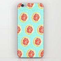 Grapefruit II iPhone & iPod Skin