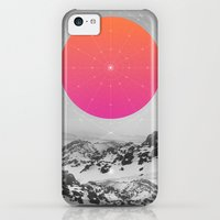 iPhone 5c Cases featuring Middle Of Nowhere I by soaring anchor designs
