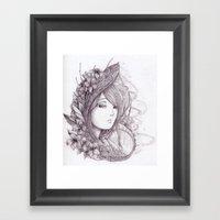 Yu Framed Art Print