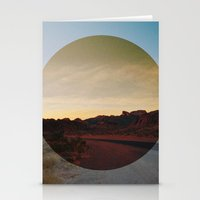 The Future.  Stationery Cards