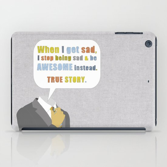 LEGEN____waitforit____DARY iPad Case