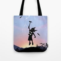 Thor Kid Tote Bag