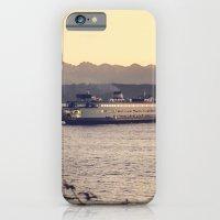 Puget Sound Ferry iPhone 6 Slim Case