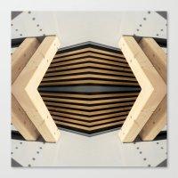 Architecture II Canvas Print
