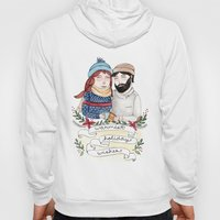 Warmest Holiday Wishes Hoody