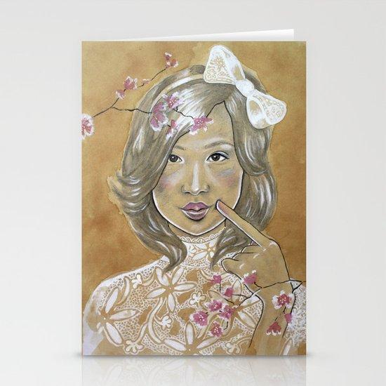 Kawaii Culture Stationery Card