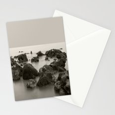The sound of water Stationery Cards