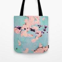 abstract 132 Tote Bag