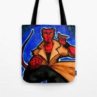 FanArt of my favorite little big devil... Tote Bag