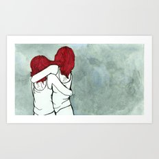 Pacifism  Art Print