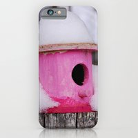 Pink House iPhone 6 Slim Case