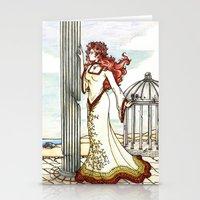Elemental series - Spirit Stationery Cards