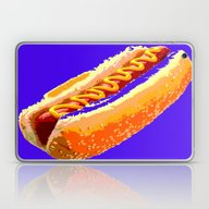 Hot Dog Laptop & iPad Skin