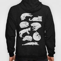 Sleeping Cats Hoody