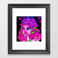 High Fructose Overdose Framed Art Print