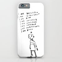 iPhone & iPod Case featuring I AM by When the robins came