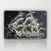 The Great Sky Ship II Laptop & iPad Skin