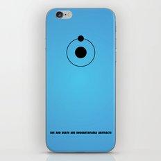 Dr. Manhattan iPhone & iPod Skin