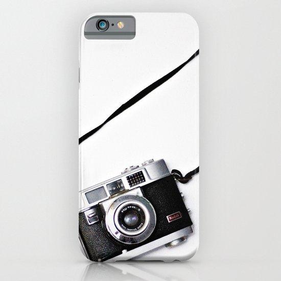 Kodak Vintage Camera iPhone & iPod Case