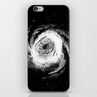 Spiral Galaxy 1 iPhone & iPod Skin