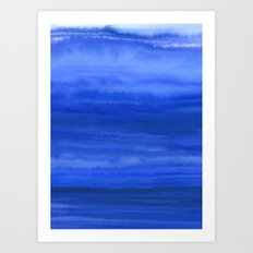 Waves - Ocean  Art Print