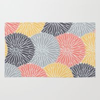 Flower Infusion Rug
