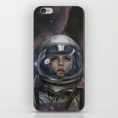 Astro Girl iPhone & iPod Skin