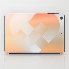 Danish Heart Coral iPad Case