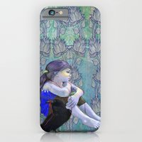 iPhone & iPod Case featuring Crow´s secret by Anna Tarach