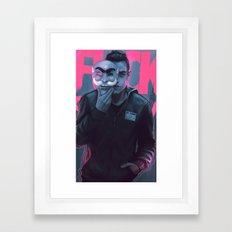 37710T Framed Art Print