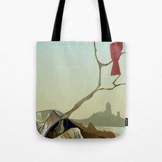 CARDINAL LOOMS Tote Bag