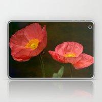 Spring Poppy Laptop & iPad Skin