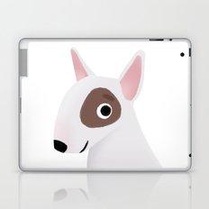 Bull Terrier - Cute Dog Series Laptop & iPad Skin